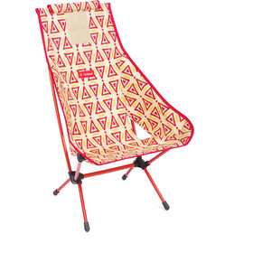 Helinox Chair Two, triangle red/red